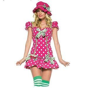 Leg Avenue Raspberry Girl Halloween Costume Dress